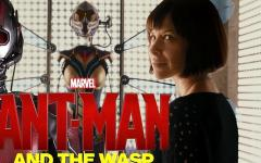 Il cast di Ant-Man and The Wasp