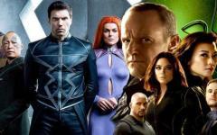 Svelato il collegamento tra Marvel's Inhumans e Marvel's Agents of SHIELD
