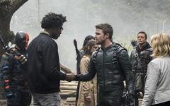 Arrow stagione sei: il cliffhanger verrà svelato lentamente