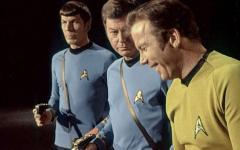 Star Trek, la serie classica su la7