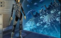 Operazione Pettirosso, fantascienza avventurosa stile Killjoys