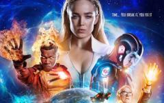 DC's Legends of Tomorrow: nella stagione tre nuovi arrivi, ritorni e un addio
