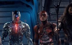 Justice League presenta Cyborg, The Flash e Aquaman