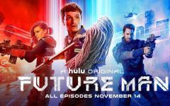 Salvare la Terra usando i film di fantascienza: ecco Future Man