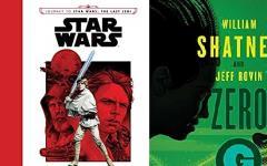 Due romanzi per Luke Skywalker e il capitano Kirk
