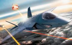 Nel prossimo futuro aerei con armi laser come in Star Trek