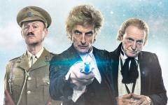 Doctor Who: è disponibile una scena dallo speciale di Natale