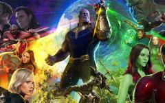 Avengers Infinity War: ecco il primo trailer