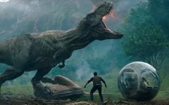 Jurassic World – Il regno distrutto: arriva il primo trailer