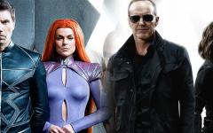 Ok Marvel's Runaways e Future Man, forse per Marvel's Agents of S.H.I.E.L.D.