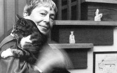 Un mondo senza Ursula Le Guin