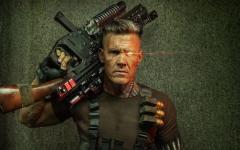 Deadpool 2 presenta (a modo suo) Cable