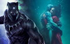 Black Panther e La forma dell'acqua sono nelle sale