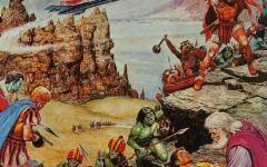 L'intrigante mondo dei Trigan