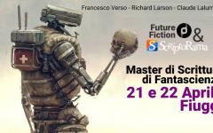 Scrutare nel futuro e raccontarlo: Master di Scrittura di Fantascienza