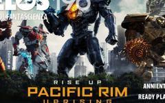 Delos in rivolta con Pacific Rim