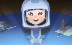 Il trailer di One Small Step: la storia di Luna che sognava di volare sulla Luna