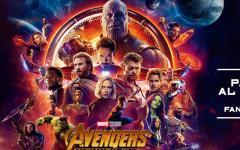 Avengers Infinity War: un concorso con UCI Cinemas