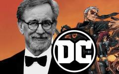 Steven Spielberg entra nel mondo DC Comics con Blackhawk