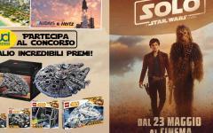 LEGO e Uci Cinema uniscono le forze per promuovere Solo: A Star Wars Story