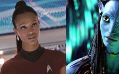 Avatar: Zoe Saldana ha completato le riprese dei primi due capitoli