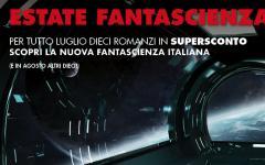 Offerta estiva, dieci romanzi di fantascienza superscontati