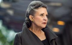 In Star Wars: Episode IX tornano Lando (Billy  Dee Williams) e Leia (Carrie Fisher)