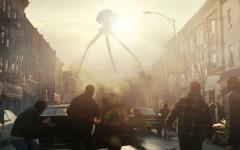 Un'altra Guerra dei mondi, miniserie ambientata ai giorni nostri