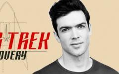 Il nipote di Gregory Peck sarà Spock in Star Trek Discovery