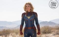 Captain Marvel: le prime foto ufficiali e i dettagli sulla trama