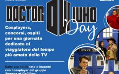 A Milano sabato c'è il Doctor Who Day