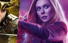Marvel, serie tv su Loki e Scarlet Witch per il suo streaming