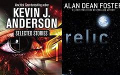 Un romanzo di Alan Dean Foster e i racconti di Kevin J. Anderson