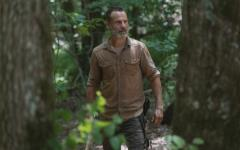 The Walking Dead: il destino di Rick