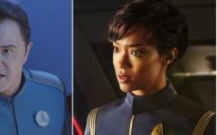 Star Trek discovery e The Orville: un confronto spaziale