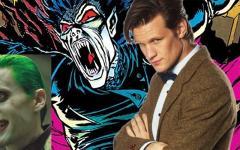 Morbius: dopo Jared Leto arriva Matt Smith