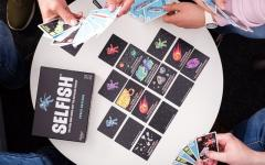 Selfish: Space Edition disponibile in Italia