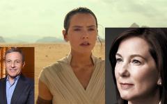 Kathleen Kennedy: stiamo pianificando i prossimi dieci anni di Star Wars
