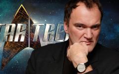 Quentin Tarantino: non ho rinunciato al mio film su Star Trek