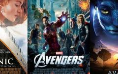 Avengers batte Titanic