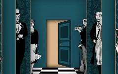 Le sette morti di Evelyn Hardcastle, tra Inception e Agatha Christie