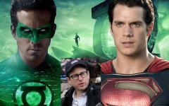 JJ Abrams prepara Superman e Green Lantern?