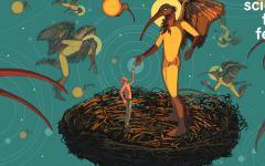 Il poster del prossimo Trieste Science+Fiction Festival è di Jacopo Starace