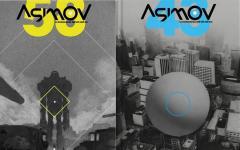 Negli Oscar Draghi le antologie sulla fantascienza classica curate da Isaac Asimov