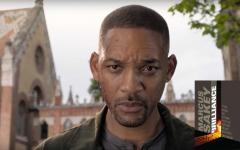La trilogia Brilliance va al cinema, con Will Smith