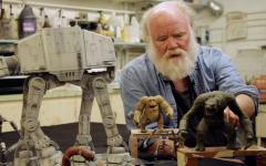 Phil Tippett al Trieste Science+Fiction, riceverà l'Asteroide alla carriera
