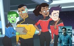 Jack Quaid svela nuovi dettagli su Star Trek: Lowers Decks
