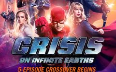 Crisis on Infinite Earths: comincia domenica la fine dei mondi DC sulla CW