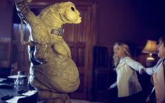 Fantascienza.com, il meglio della settimana degli alieni a Londra