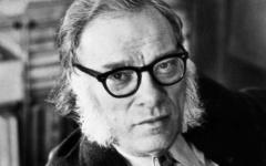 Isaac Asimov: un profilo